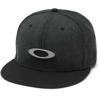 Oakley O-Justable Metal Hat Jet Black (911508-01K)