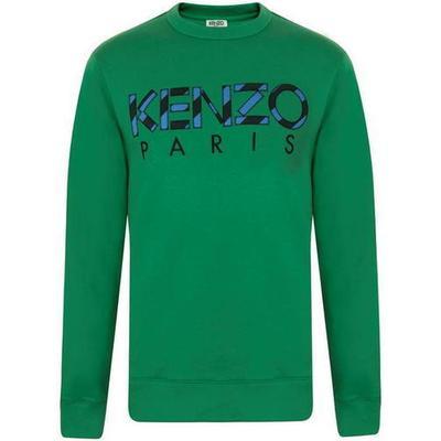 Kenzo Paris Sweatshirt Grass Green (F855SW0004MD.57)