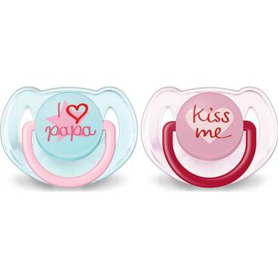 Philips Avent Classic Pacifier 6-18m 2-pack