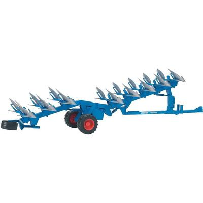 Bruder Lemken Semi Mounted Reversible Plough Vari Titan 02250