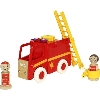 Brio Light & Sound Firetruck 30383
