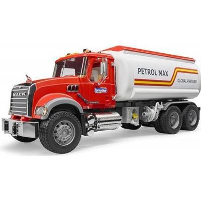Bruder MACK Granite Tank Truck 02827