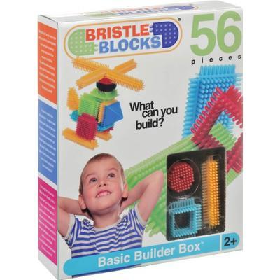 Bristle Blocks Basic Builder Box 56pcs