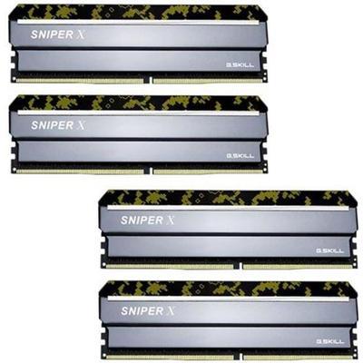 G.Skill Sniper X DDR4 3000MHz 4x16GB (F4-3000C16Q-64GSXKB)