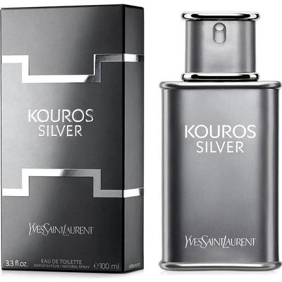 Yves Saint Laurent Kouros Silver EdT 100ml