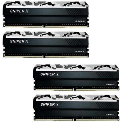G.Skill Sniper X DDR4 3000MHz 4x8GB (F4-3000C16Q-32GSXWB)