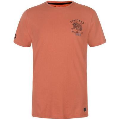 Firetrap Dragon T-shirt Baked Clay (59095212)