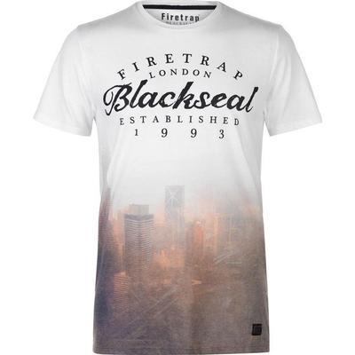 Firetrap City T-shirt White (59087101)