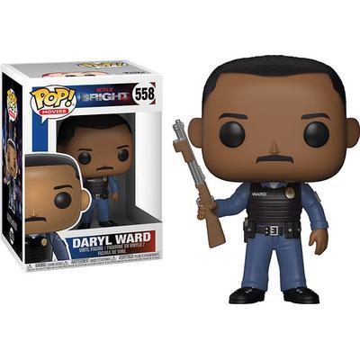 Funko Pop! Movies Bright Daryl Ward