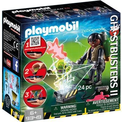 Playmobil Ghostbuster Winston Zeddemore 9349