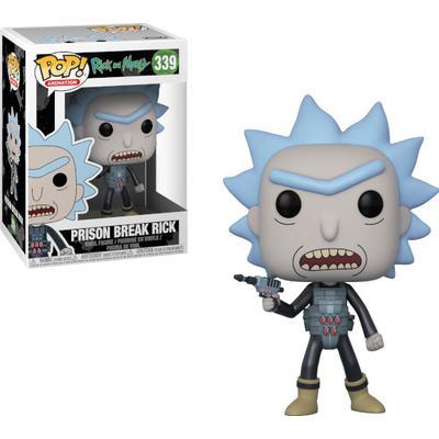 Funko Pop! Animation Rick & Morty Prison Escape Rick