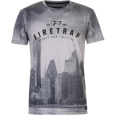Firetrap Sub the City T-shirt Across River (59067893)