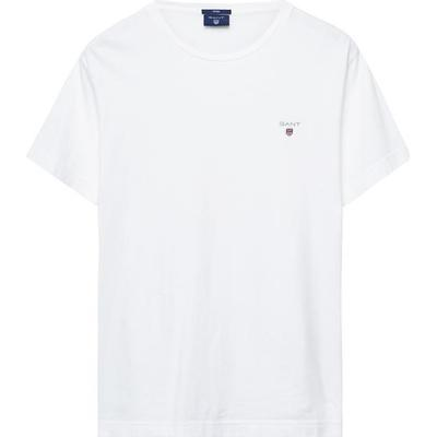 Gant Short-Sleeved T-shirt White (234100)