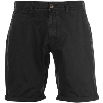 SoulCal Chino Shorts Black (47817903)