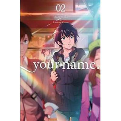 your name., Vol. 2 (Häftad, 2017)