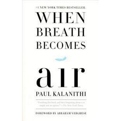 When Breath Becomes Air (Pocket, 2017)
