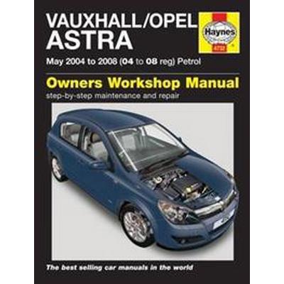 Vauxhall / opel astra (Pocket, 2015)