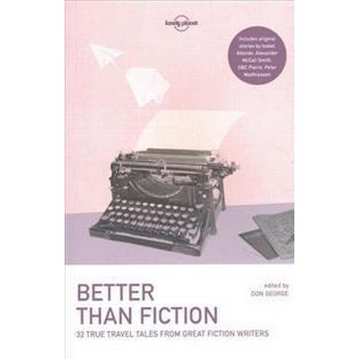 Lonely Planet Better Than Fiction (Pocket, 2017)