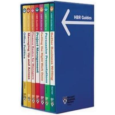 HBR Guides Boxed Set (7 Books) (HBR Guide Series) (Övrigt format, 2015)