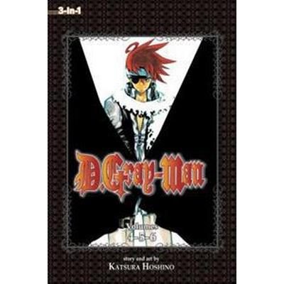 D.Gray-man (3-in-1 Edition), Vol. 2 (Häftad, 2013)