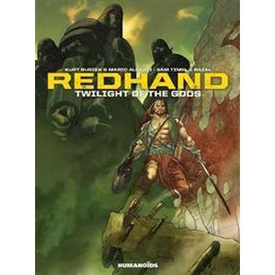 Redhand (Inbunden, 2015)