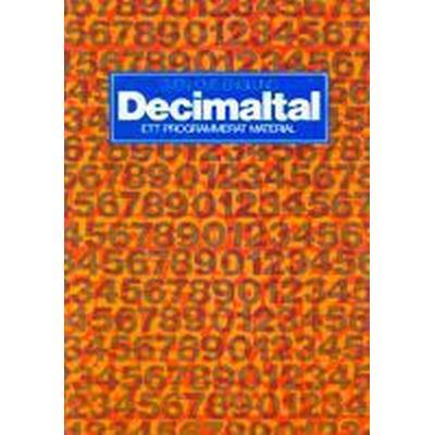 Decimaltal (Häftad, 1988)