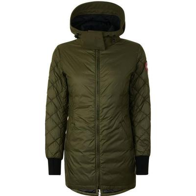 Canada Goose Stellarton Hooded Coat Dark Sage (2204L)