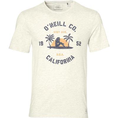 O'Neill Surf Co. T-shirt Powder White (8A2328-1030)