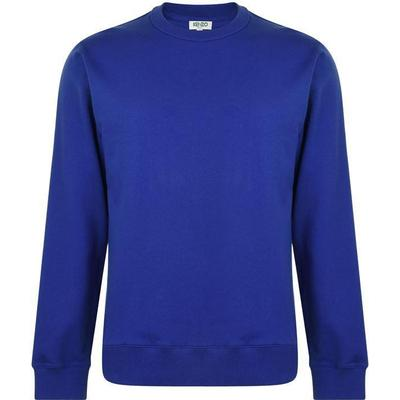 Kenzo Logo Sweatshirt French Blue (F665SW1324MD.74)