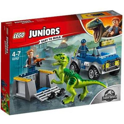 Lego Juniors Raptor Rescue Truck 10757
