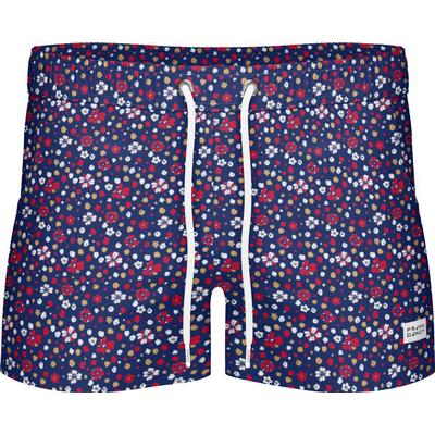 Frank Dandy Blume Swim Shorts Navy