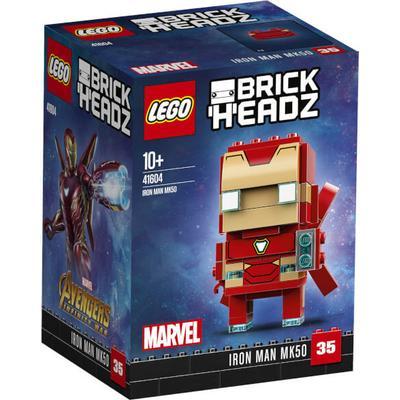 Lego Brickheadz: Iron Man MK50 41604