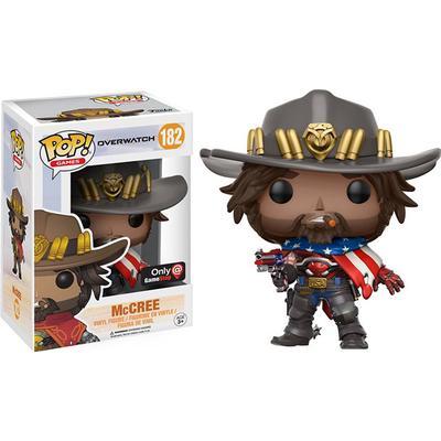 Funko Pop! Games Overwatch McCree
