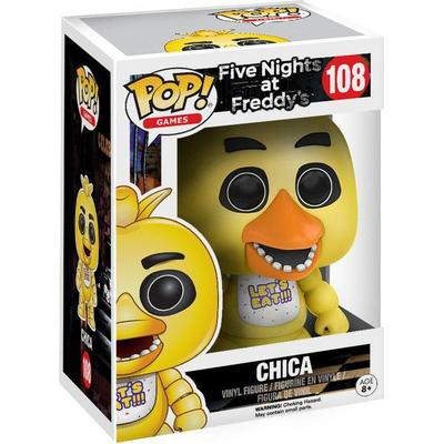 Funko Pop! Games Five Nights At Freddy's Chica