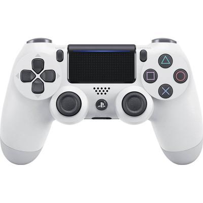 Sony DualShock 4 V2 - Glacier White (PlayStation 4)