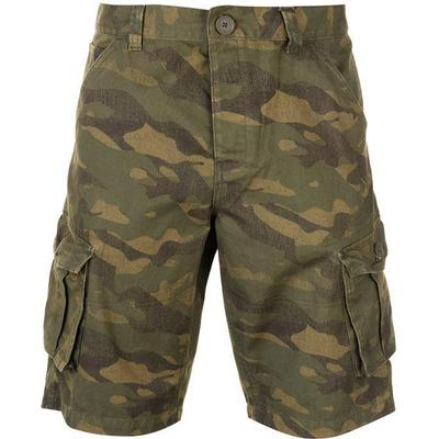 Firetrap Below the Knee Shorts Camo (47815391)