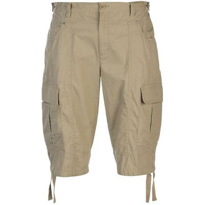 Firetrap Cargo Shorts Stone (47815590)
