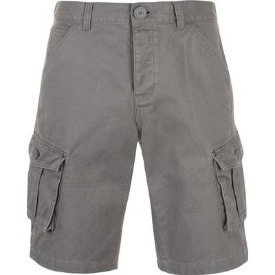 Firetrap Below the Knee Shorts Anthracite (47815390)