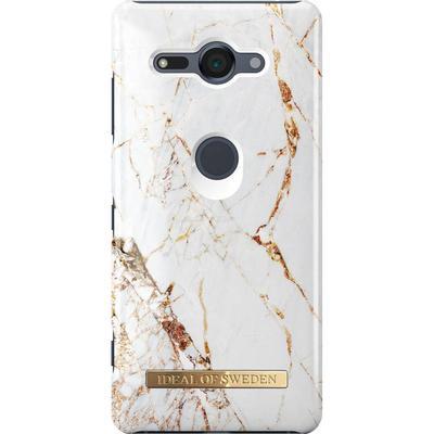 iDeal of Sweden Carrara Gold Fashion Case A/W16 (Xperia XZ2 Compact)