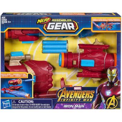 Nerf Marvel Avengers Infinity War Iron Man Assembler Gear