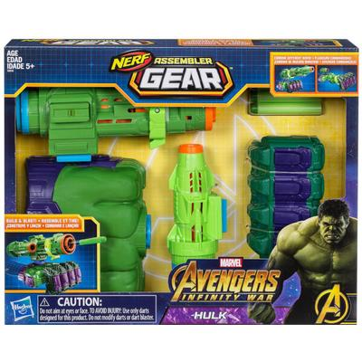 Nerf Marvel Avengers Infinity War Hulk Assembler Gear