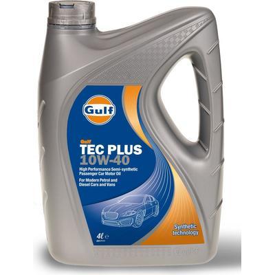 Gulf TEC Plus 10W-40 4L Motorolie