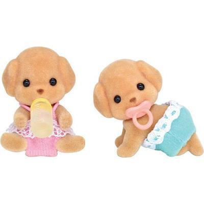 Sylvanian Families Poodle Twins
