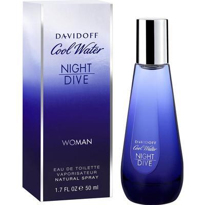 Davidoff Cool Water Night Dive Woman EdT 50ml