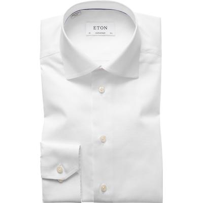 Eton Signature Twill Shirt White (30007931100)