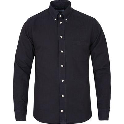Eton Denim Shirt Navy (08525360629)