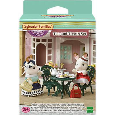 Sylvanian Families Tea & Treats Set