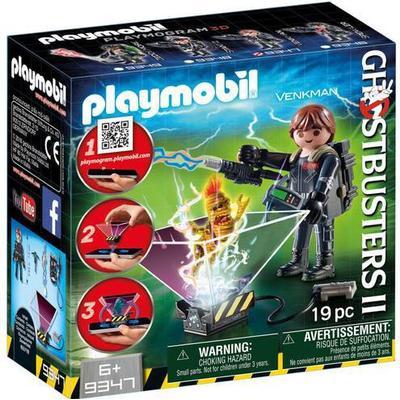 Playmobil Ghostbuster Peter Venkman 9347