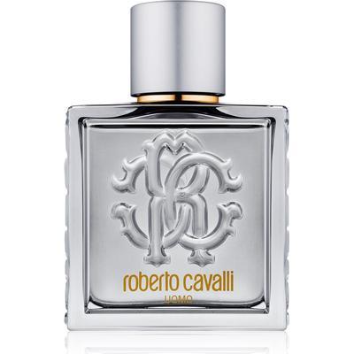 Roberto Cavalli Uomo Silver Essence EdT 100ml
