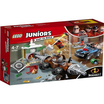 Lego Juniors Underminer's Bank Heist 10760